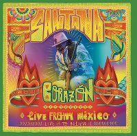 Cover Santana - Corazón - Live From México: Live It To Believe It [DVD]